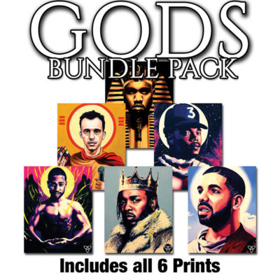 GODS Bundle Pack