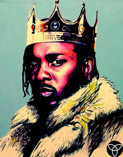 King Kendrick Print
