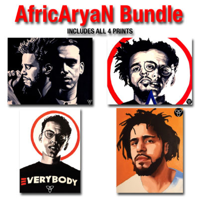 AfricAryaN Bundle Pack