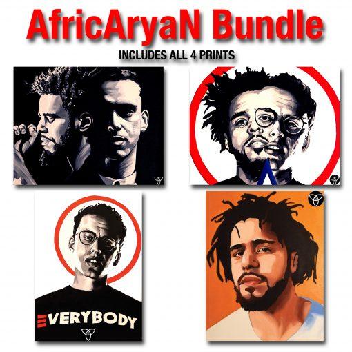 AfricAryaN Bundle Pack
