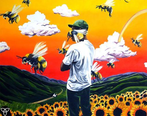 Tyler Flower Print