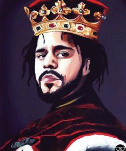 King Cole Print